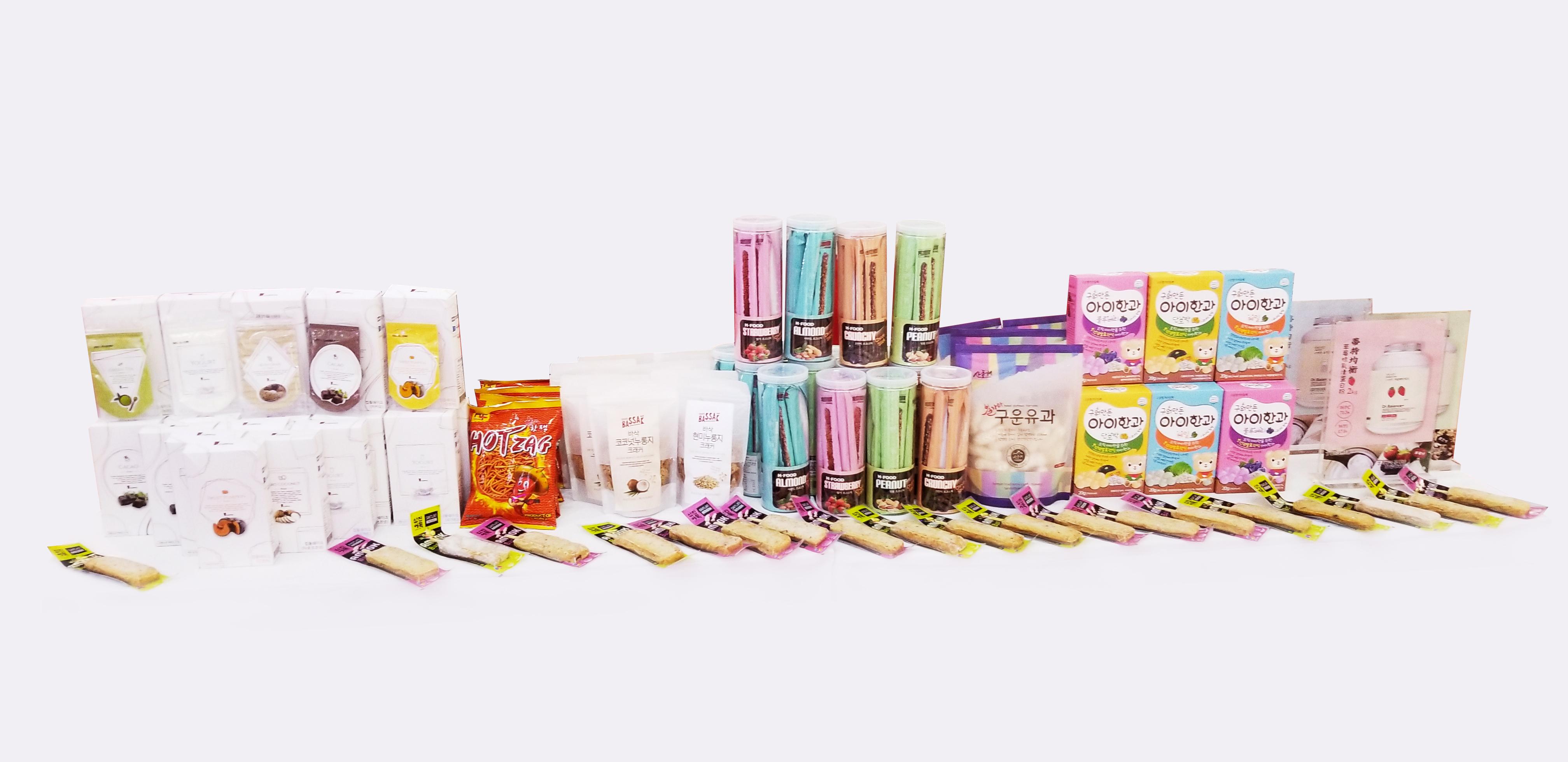 韩国产品出口试点支持项目市场拓展